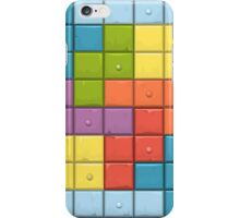 Tetris Boxes iPhone Case/Skin