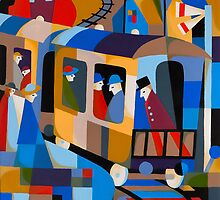 LAST TRAIN FROM HOBART 1978 by Thomas Andersen