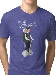 Joyride For Science Tri-blend T-Shirt