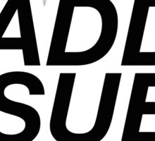 Daddy Issues Sticker