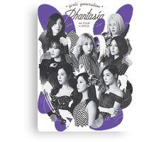 Girls' Generation (SNSD) 'PHANTASIA' Concert - White Canvas Print
