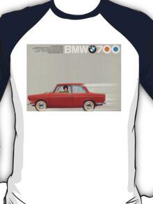 vintage BMW ad T-Shirt