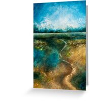 APPROACHING STORM II Greeting Card