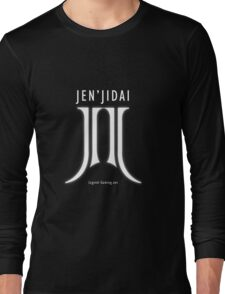 Jen'jidai Guild T-shirt Long Sleeve T-Shirt