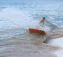 Splash  by Nicole Besch