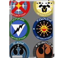 Pick Your Squadron - Insignia Series iPad Case/Skin