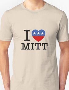I Heart Mitt T-Shirt