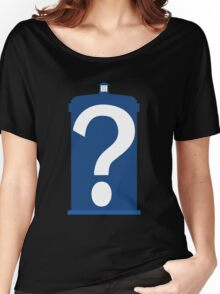 Who are you? Women's Relaxed Fit T-Shirt