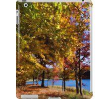 Bright Trees iPad Case/Skin