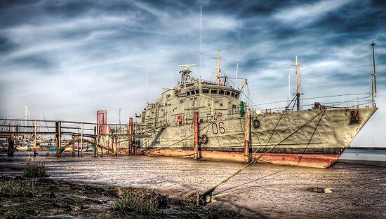 Warship by timmburgess