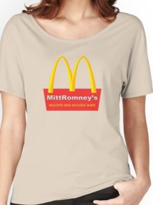 Mitt Romney's Women's Relaxed Fit T-Shirt