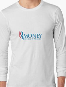 Mitt Rmoney Long Sleeve T-Shirt