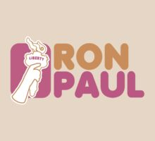 Ron Paul Liberty by 72ndRedPenguin