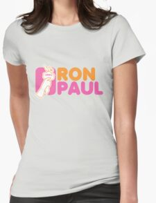 Ron Paul Liberty Womens Fitted T-Shirt