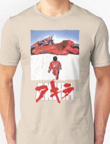 AKIRA Kaneda Motorcycle T-Shirt