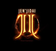 Jen'jidai Guild case by Xenith