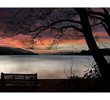 Echos of Campbell at Coniston Photographic Print