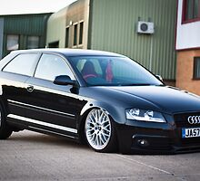 Plush Automotive Audi A3 by Jez  Bradshaw
