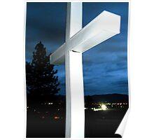 Midnight Cross Poster