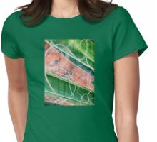 Abstract in Nature Womens Fitted T-Shirt