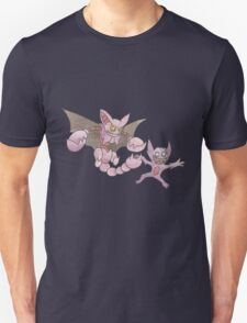 Beech Collection - Gliscor and Sableye Unisex T-Shirt