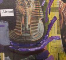 Absent Pharaoh Sticker