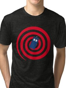Time Vortex Tri-blend T-Shirt
