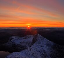 Breaking Dawn by Simon Evans