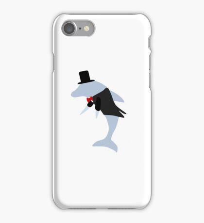 Bourgeoisie Dolphin iPhone Case/Skin