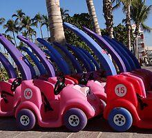 Kids Motor Pool - Parque De Vehículos Para Los Niños by Bernhard Matejka