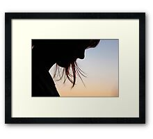 Your Crown Framed Print
