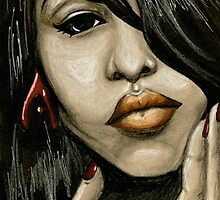 Aaliyah  by kalebthompson