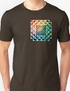 Square and Triangle design T-Shirt