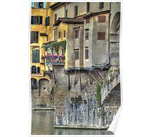 The Ponte Vecchio Poster
