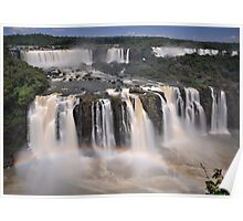Tiered Falls #2 Poster