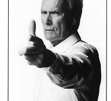 Clint Eastwood by grappler