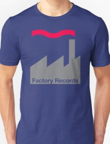 sharp building RECORDS T-Shirt