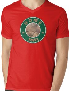 Dome Mens V-Neck T-Shirt