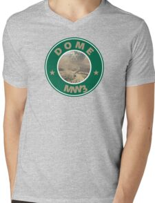 Dome Mens V-Neck T-Shirt