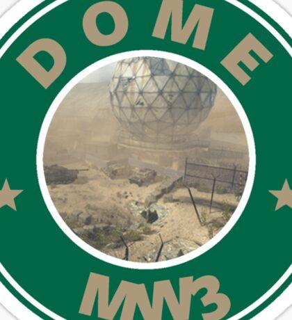 Dome Sticker