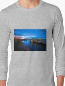 End of the Pier Long Sleeve T-Shirt