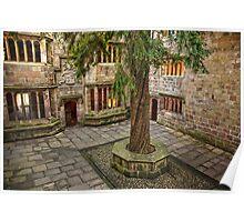 Skipton Castle Poster