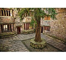 Skipton Castle Photographic Print