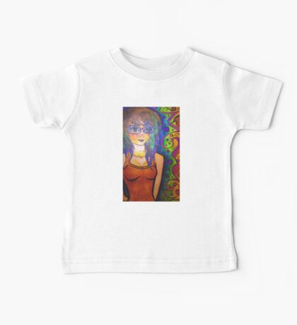 Punk brown eyed girl Baby Tee