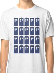 Plural TARDIS Classic T-Shirt