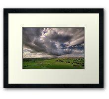 Wharfedale Framed Print
