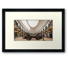 Leeds Corn Exchange Framed Print