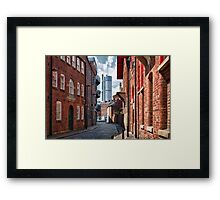 The Calls, Leeds Framed Print