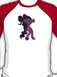 Everything should be ponified: Metal Pony T-Shirt