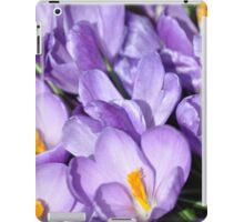 Violet Blossoms iPad Case/Skin